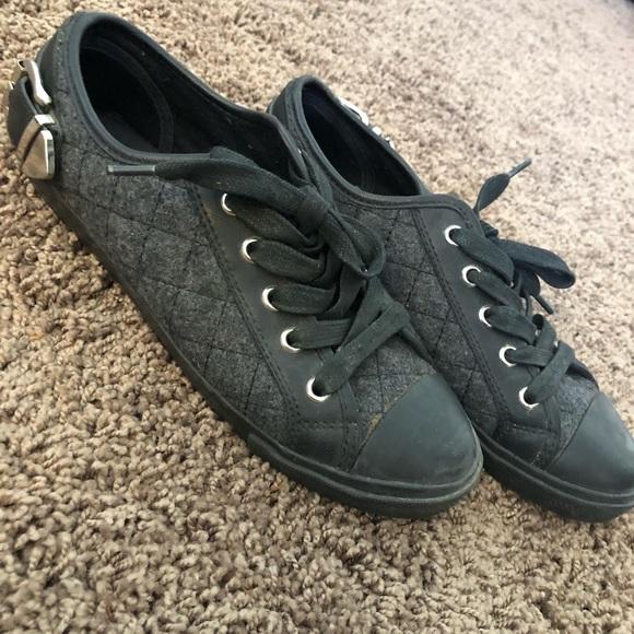 Aldo Shoes   Black Tennis   Poshmark